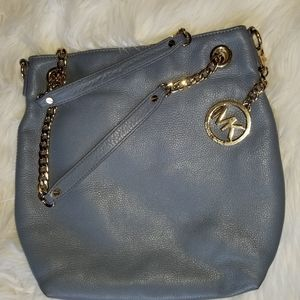 Michael Kors 💙 Baby blue purse